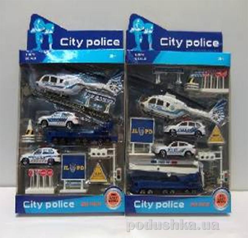 Полицейский набор для мальчика 526221WP