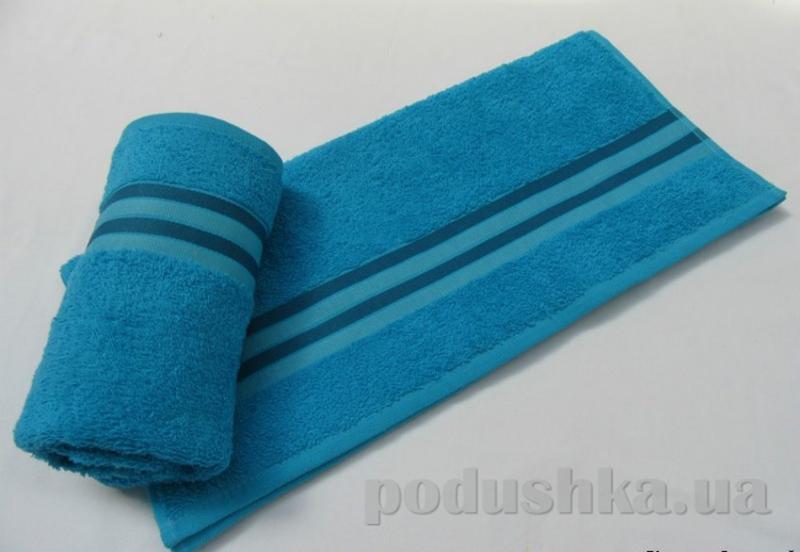 Полотенце Arya Mehlika бирюзово-голубое