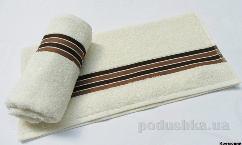 Полотенце Arya Mehlika кремовое