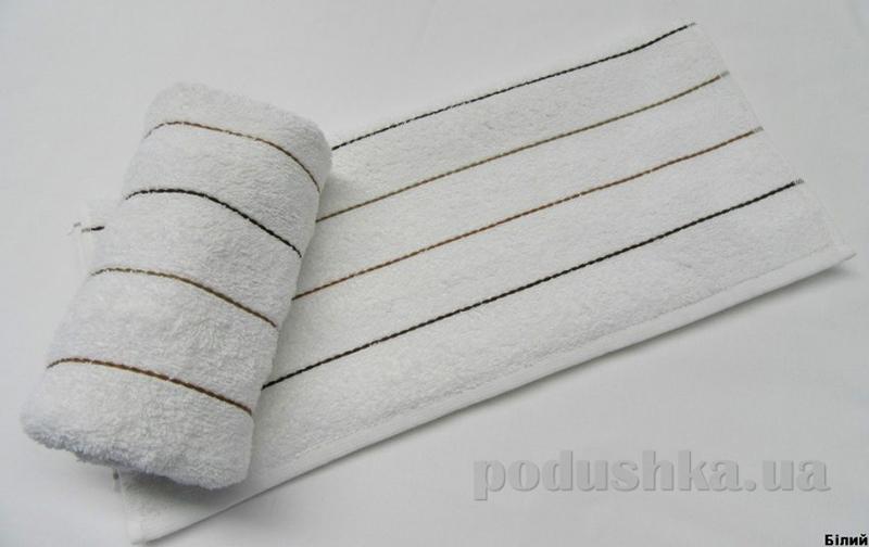 Полотенце Arya Sonbahar белое