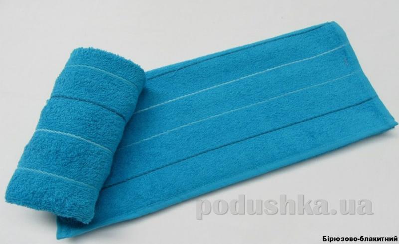 Полотенце Arya Sonbahar бирюзово-голубое