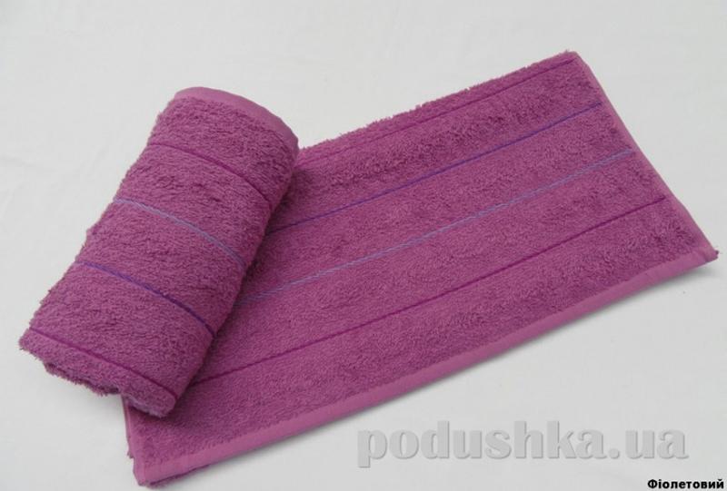 Полотенце Arya Sonbahar фиолетовое