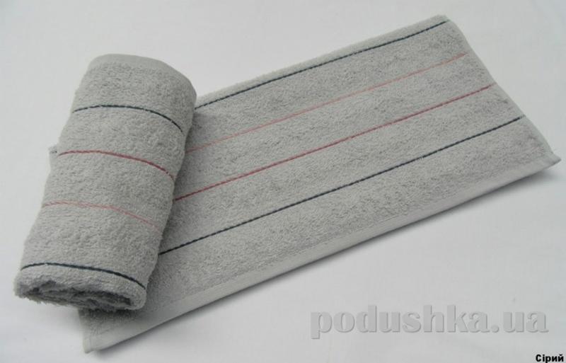 Полотенце Arya Sonbahar серое