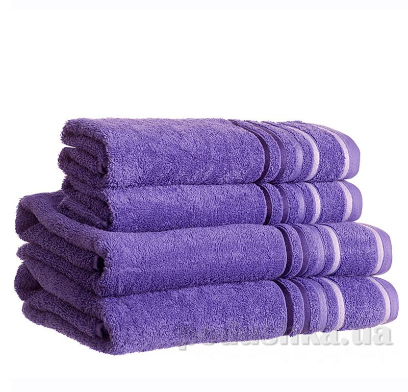 Полотенце Diandra Spring фиолетовый