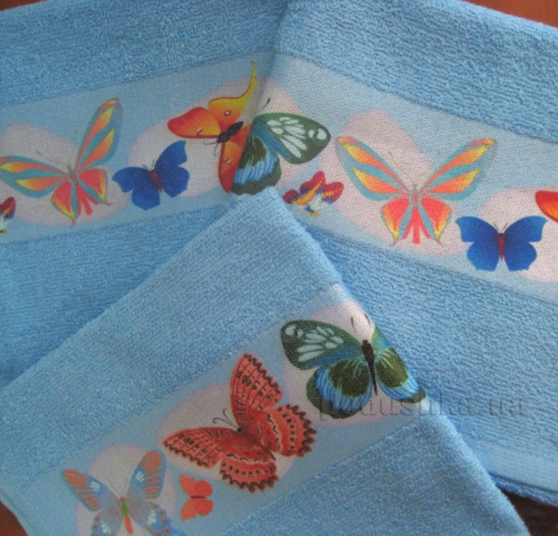 Полотенце для кухни Nostra Бабочки