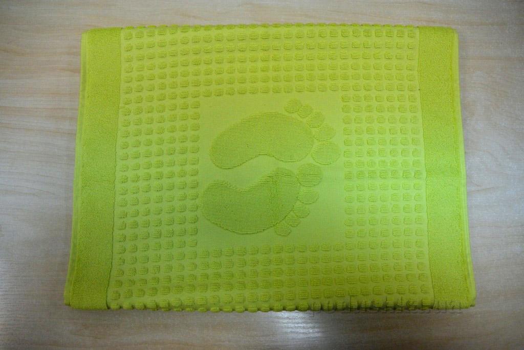 Полотенце для ног Ozdilek салатовое
