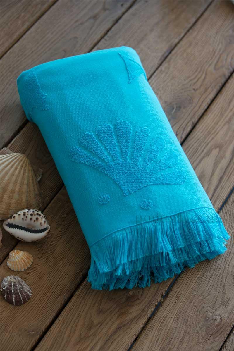 Полотенце для пляжа SoundSleep Tahiti turquoise