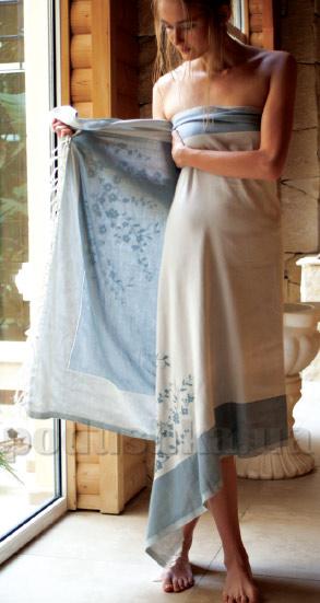 Полотенце для SPA Buldans Tomurcuk