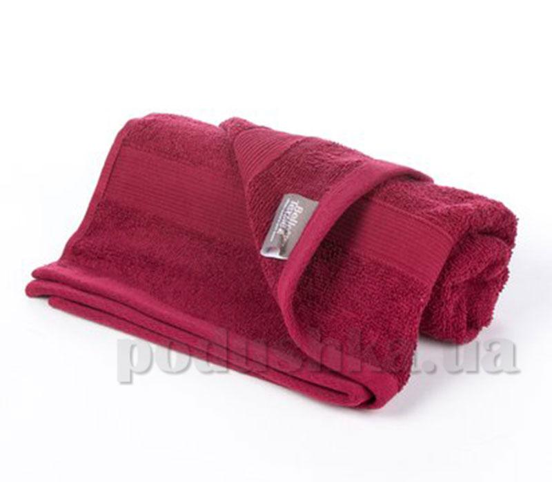 Полотенце для ванной махровое Belle-Textile Classic Delicate бордовый