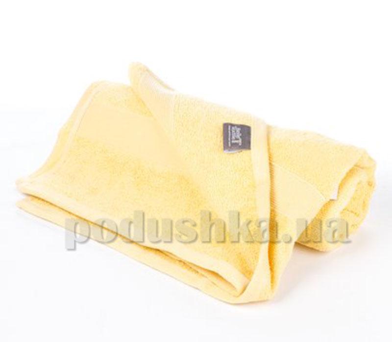 Полотенце для ванной махровое Belle-Textile Classic Delicate желтый