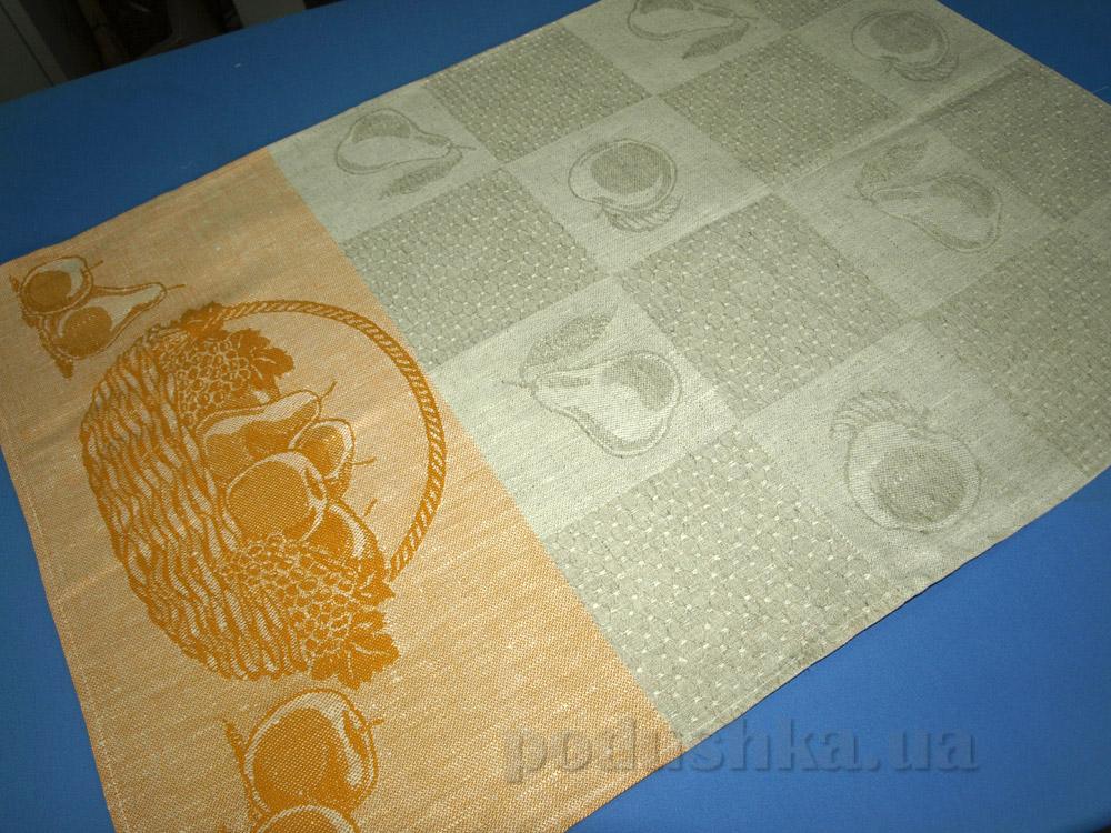 Полотенце кухонное Гостинец 10с503-ШР