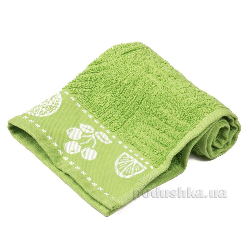 Полотенце кухонное Hobby Meyve зеленый