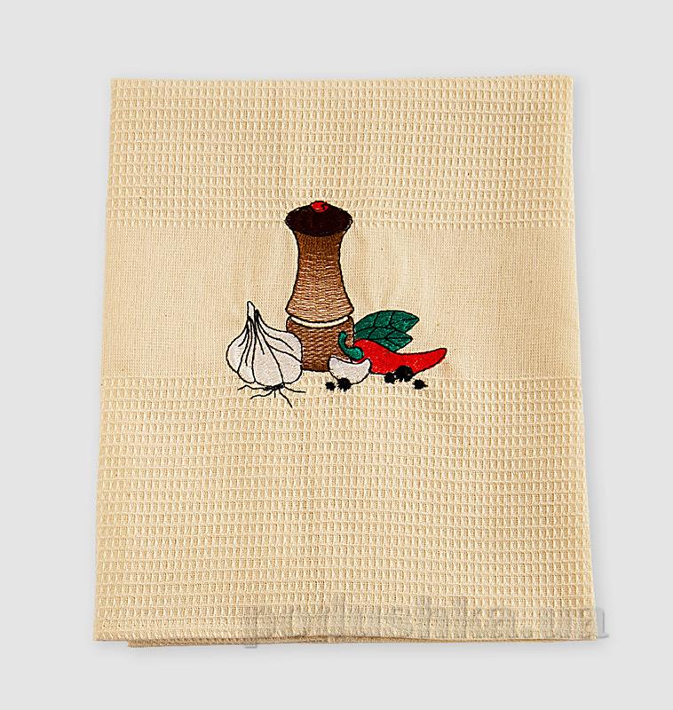 Полотенце кухонное сувенирное Ярослав р 4575 диз 3