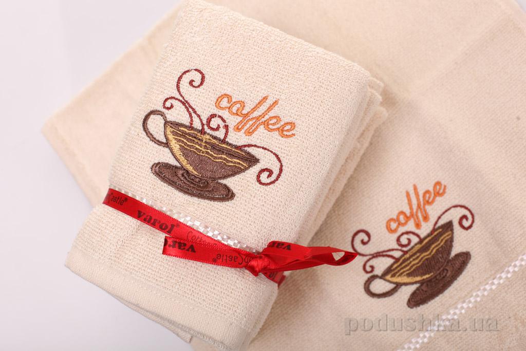 Полотенце кухонное Varol Кофе