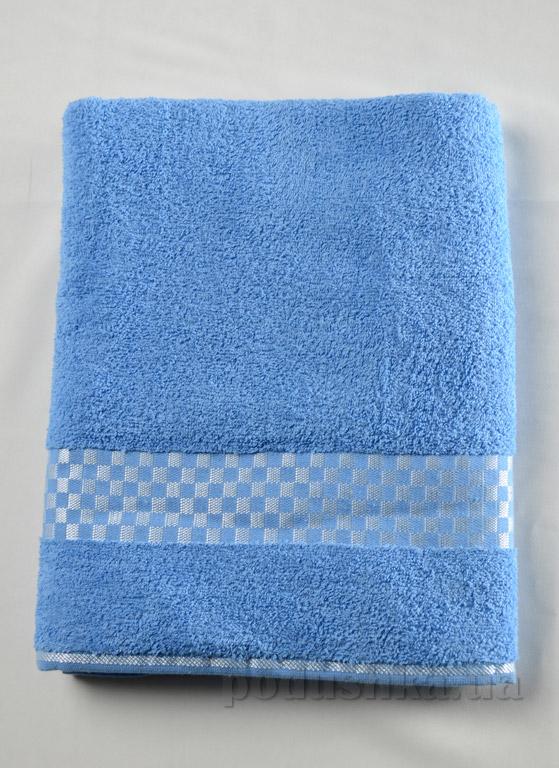 Полотенце махровое Altin papatya 50х90 голубое