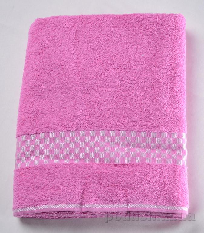 Полотенце махровое Altin papatya 50х90 розовое