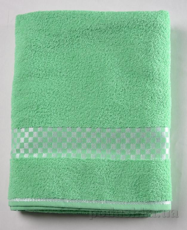 Полотенце махровое Altin papatya 50х90 зелёное