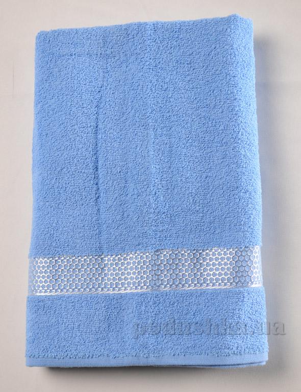 Полотенце махровое Altin papatya 70х140 голубое