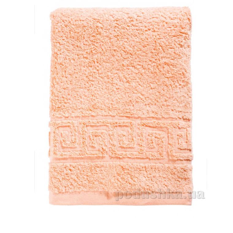 Полотенце махровое Asgabat Dokma Toplumy персиковый