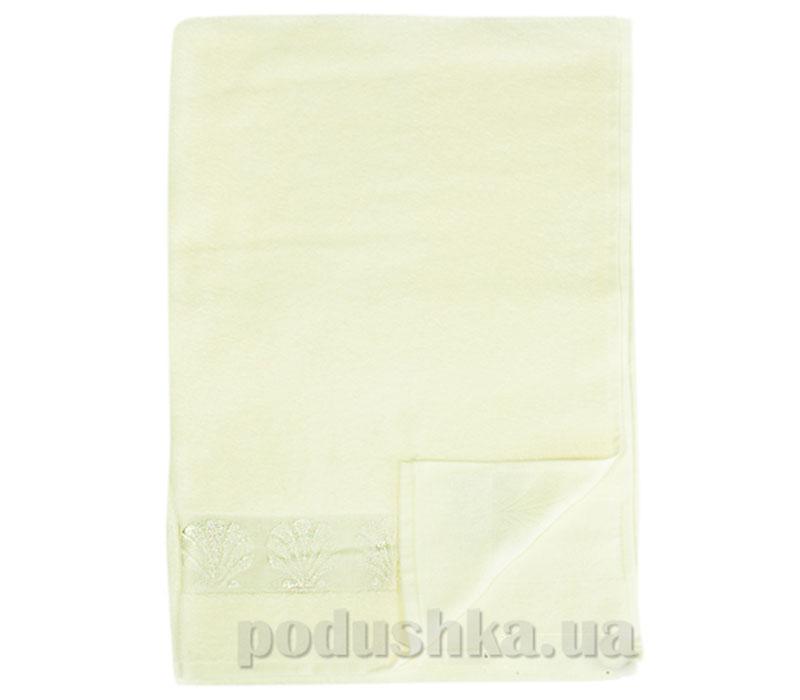 Полотенце махровое банное Belle-Textile Seashell кремовый