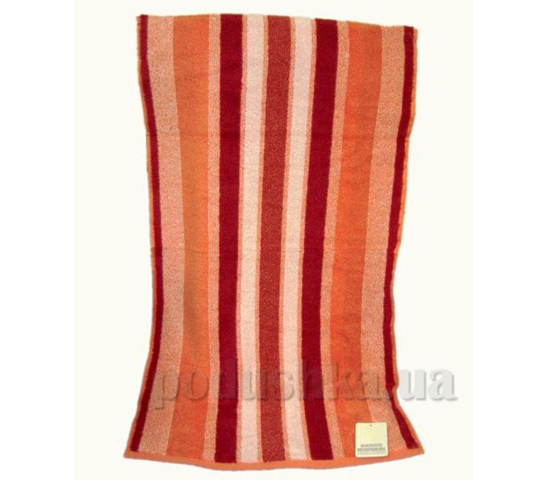 Полотенце махровое банное Maisonette Sky оранжевый