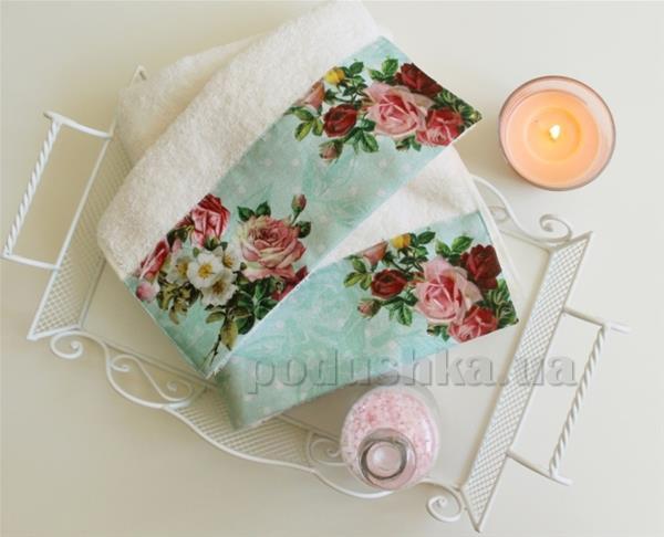 Полотенце махровое Barine Vintage rose