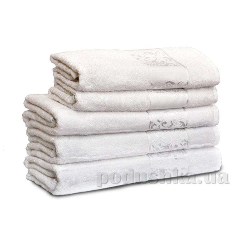 Полотенце махровое Бемби белое
