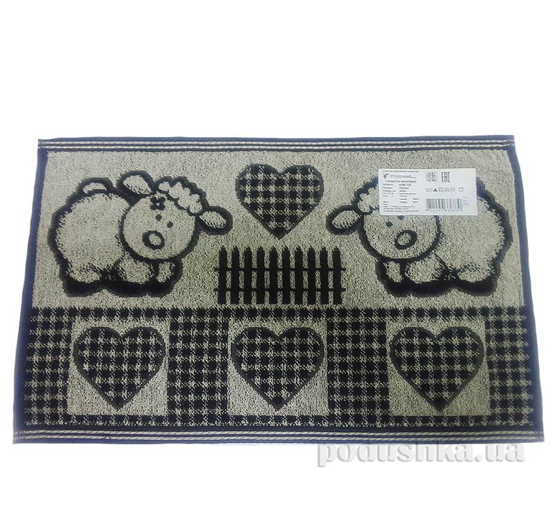 Полотенце махровое для кухни Речицкий текстиль Овечка