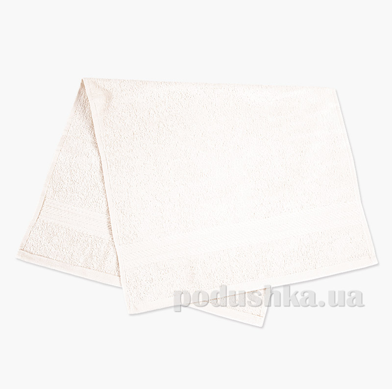 Полотенце махровое Эко Ярослав белое