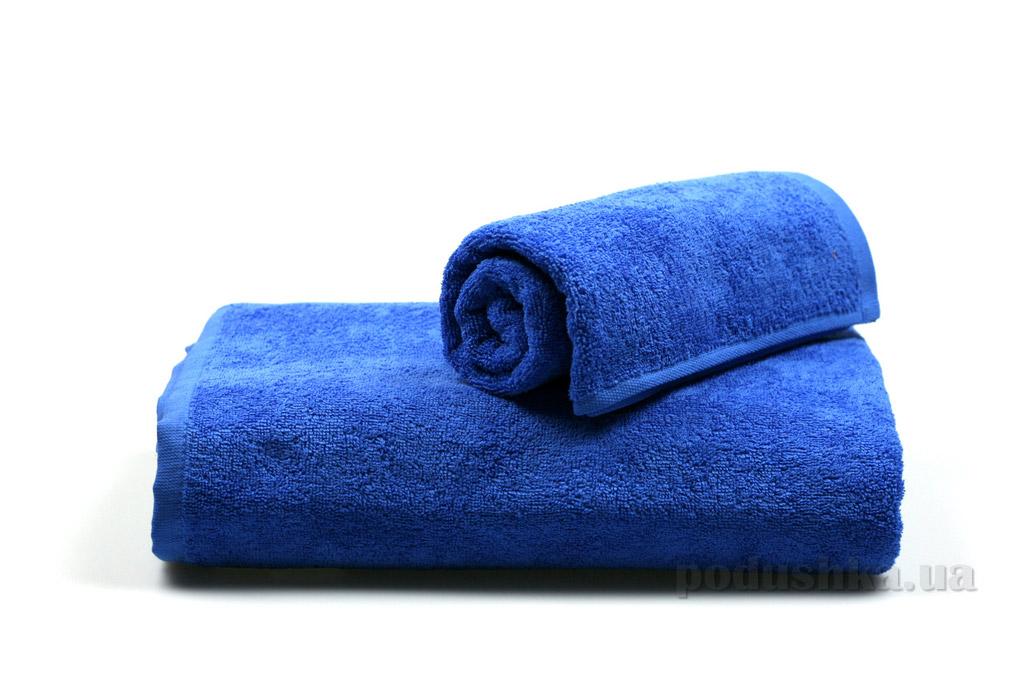 Полотенце махровое Гранд Мета синее