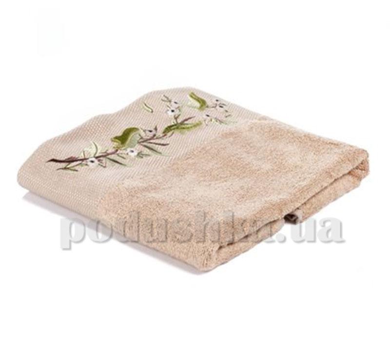 Полотенце махровое Hobby Bambu Karina Flower-3 Б50422