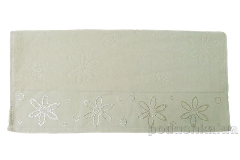 Полотенце махровое Hobby Bennu кремовое
