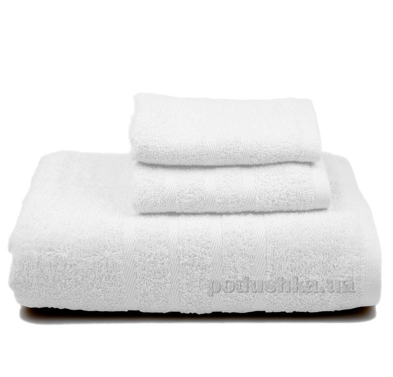 Полотенце махровое Home line белое 104357