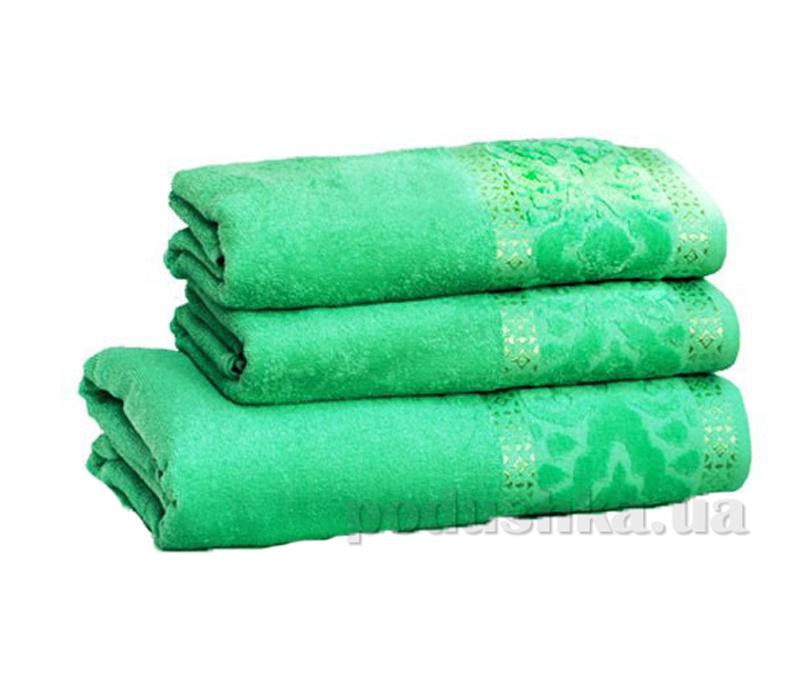 Полотенце махровое Home Line Мел тэм салатовый