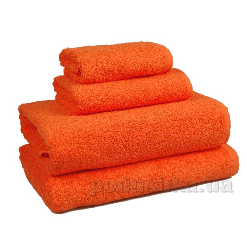 Полотенце махровое Home line оранжевое 114476