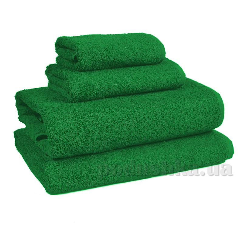 Полотенце махровое Home line зеленое 114473