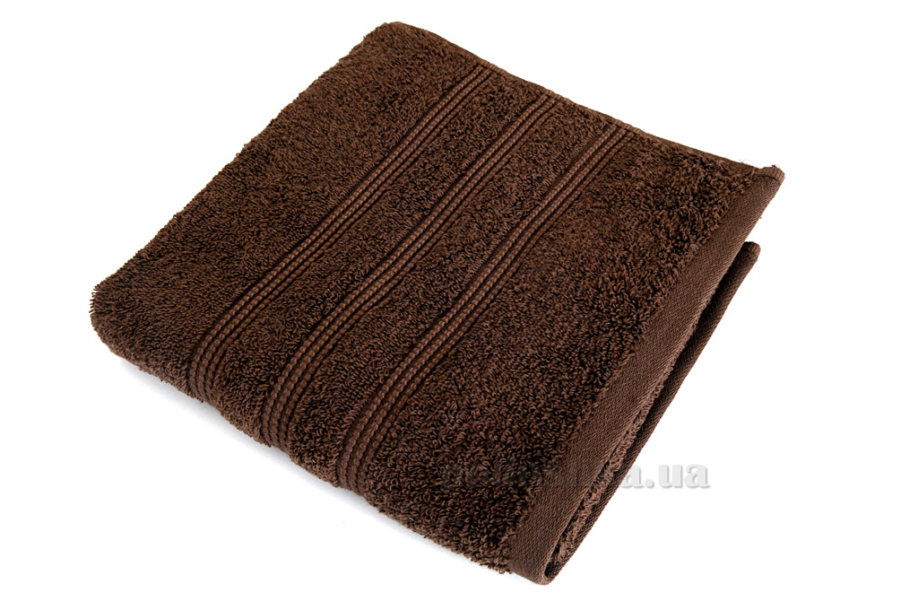 Полотенце махровое Irya Classis dark brown