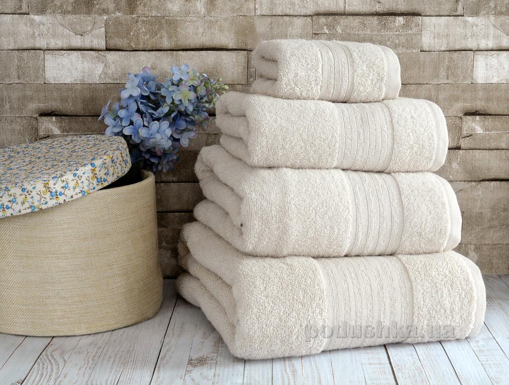 Полотенце махровое Irya Loft beige
