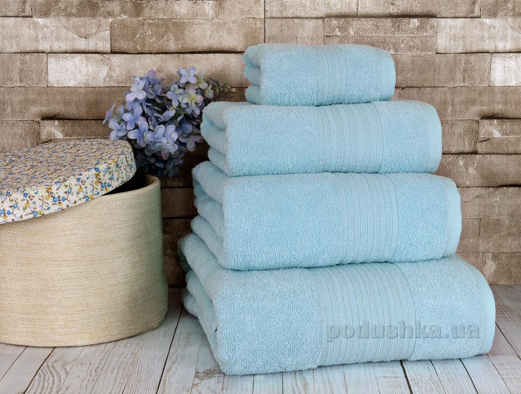 Полотенце махровое Irya Loft blue