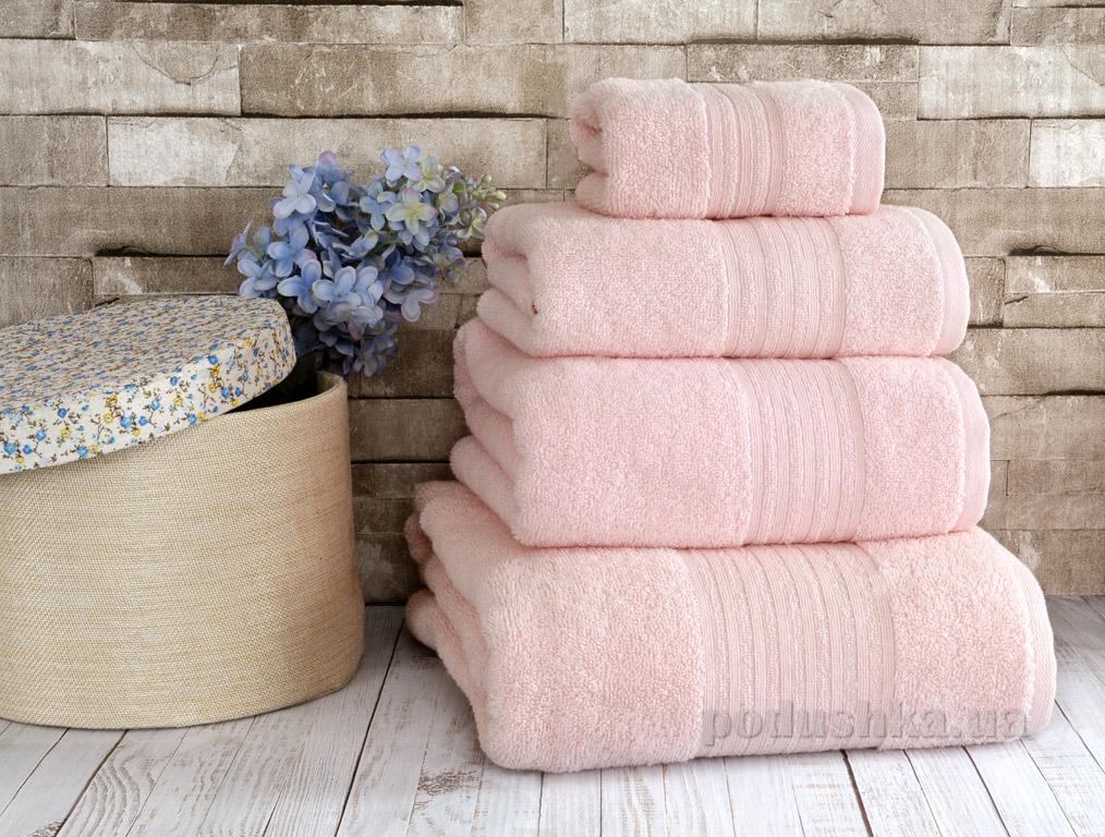 Полотенце махровое Irya Loft pink