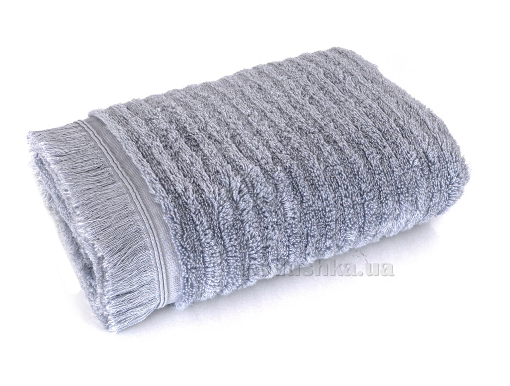 Полотенце махровое Irya Superior dark grey