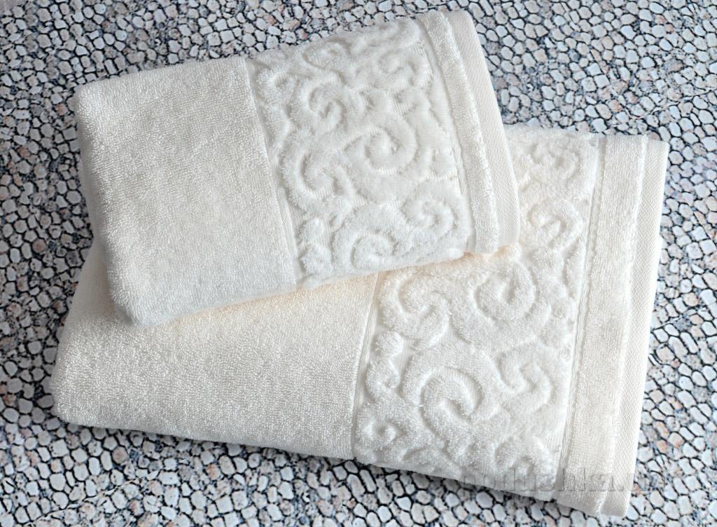 Полотенце махровое Irya Tiffany vanilya