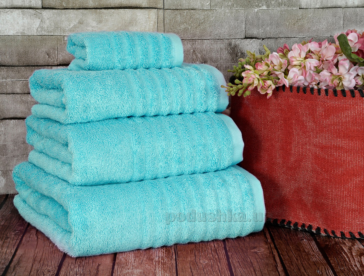 Полотенце махровое Irya Wellas blue