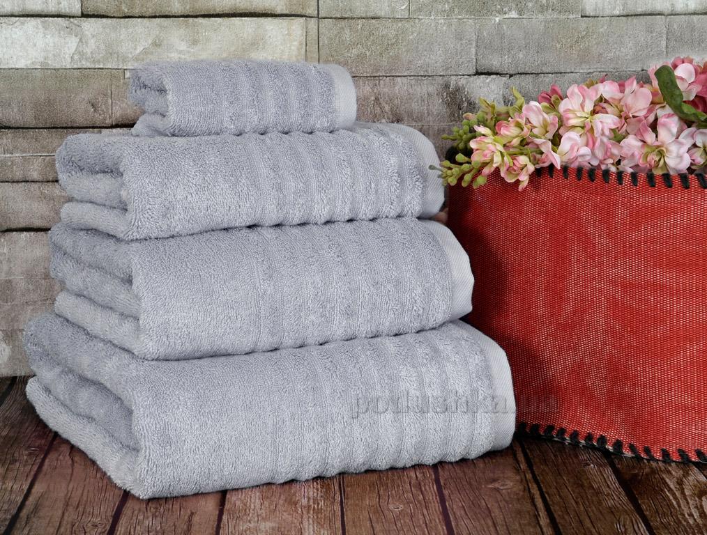 Полотенце махровое Irya Wellas grey