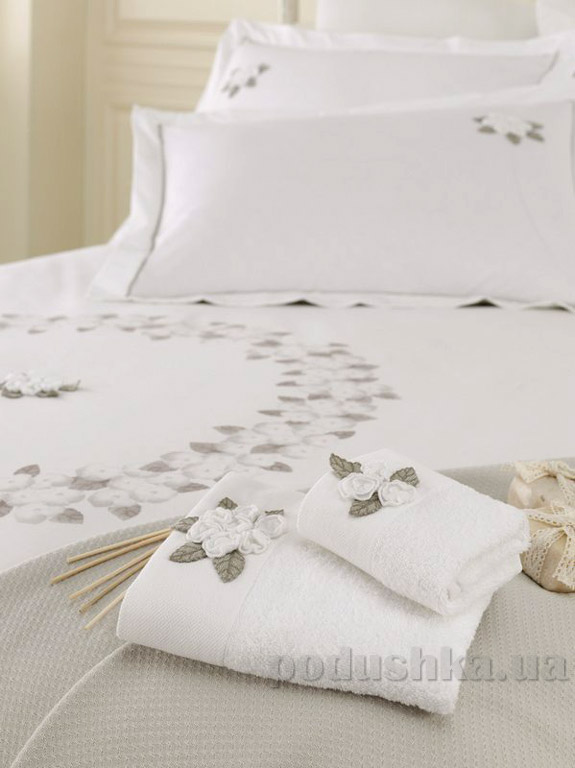 Полотенце махровое Ladinne Viola white