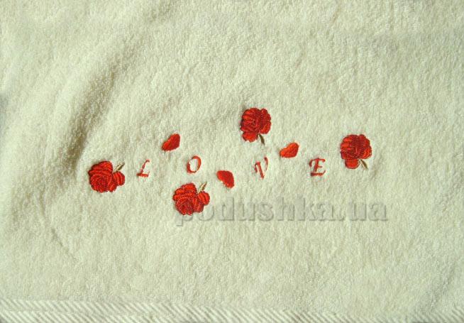 Полотенце махровое Le Vele Devote