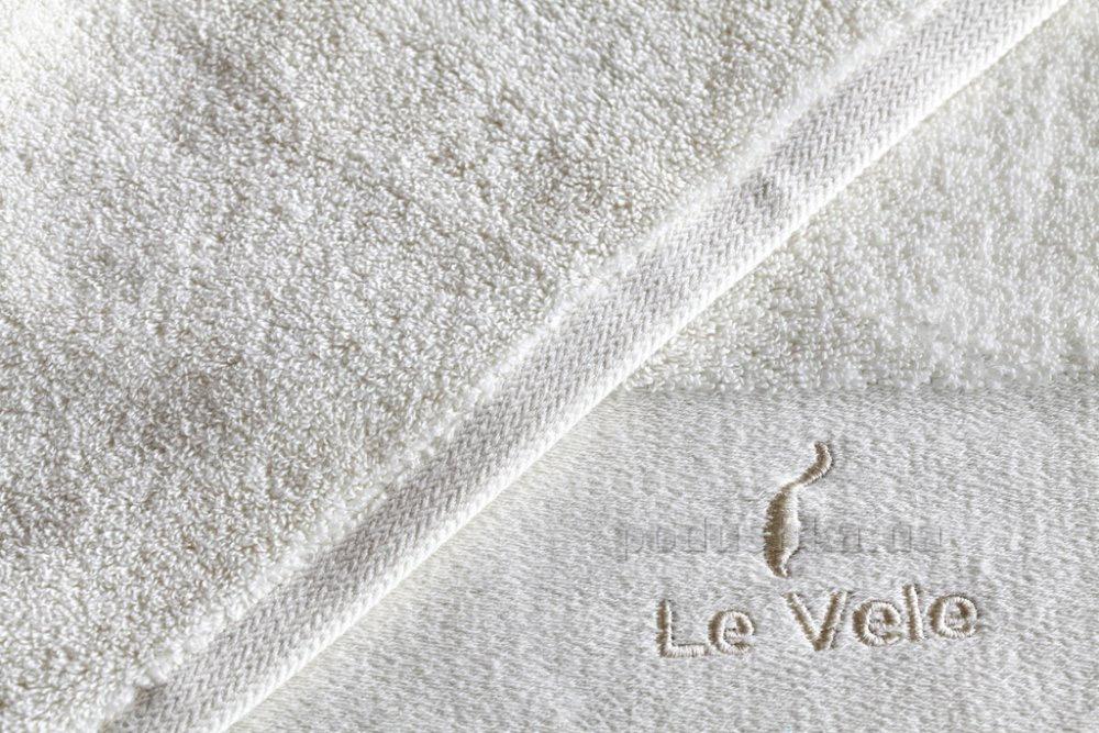 Полотенце махровое Le Vele Zero twist white белое