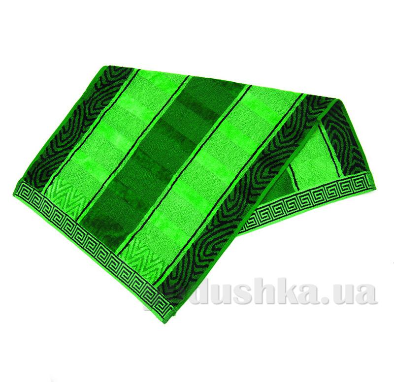 Полотенце махровое Либерти Ярослав зеленое