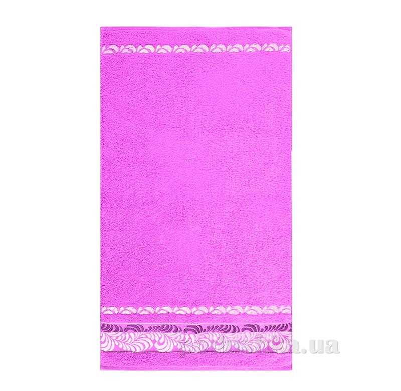 Полотенце махровое Лори Ярослав розовое