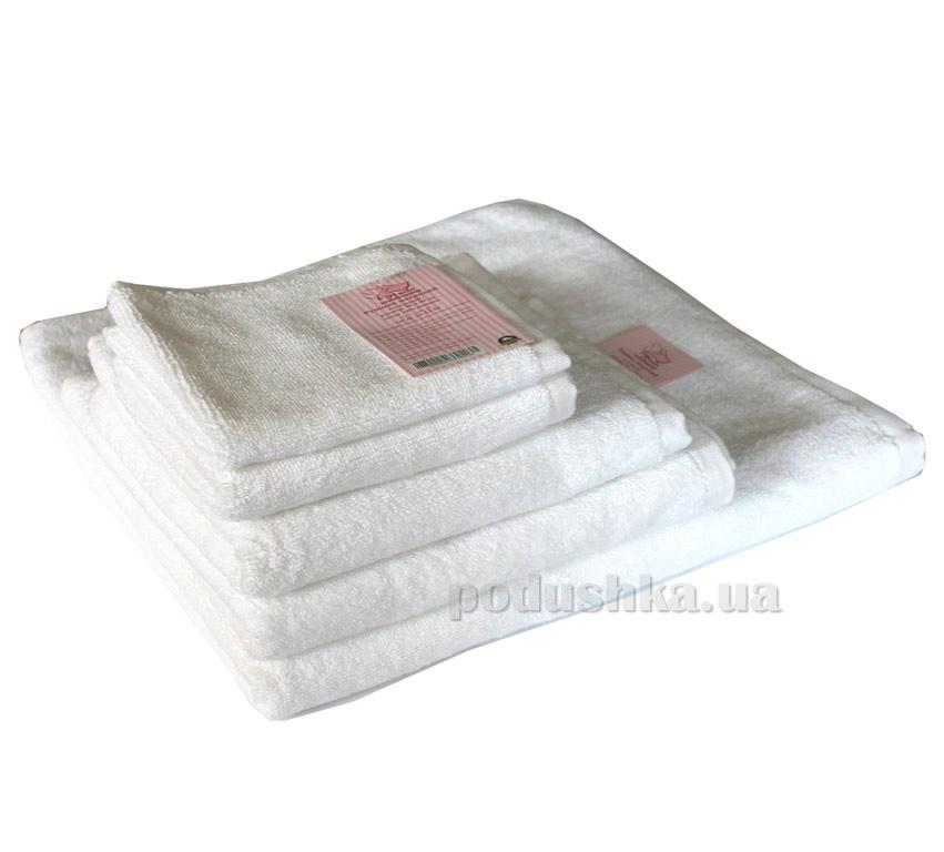 Полотенце махровое Магия комфорта White
